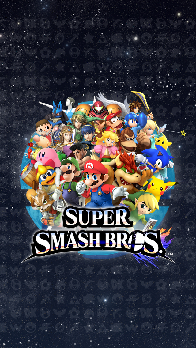 Could Someone Resize This Super Smash Bros Wallpaper For Iphone 4 Smash Bros Super Smash Bros Nintendo Super Smash Bros