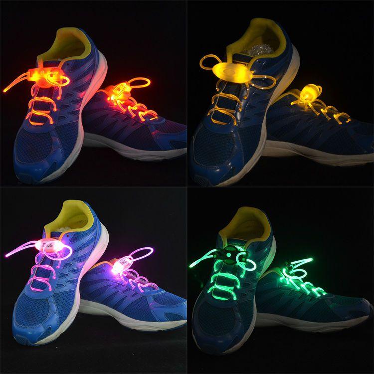 Pin on LED Shoelace