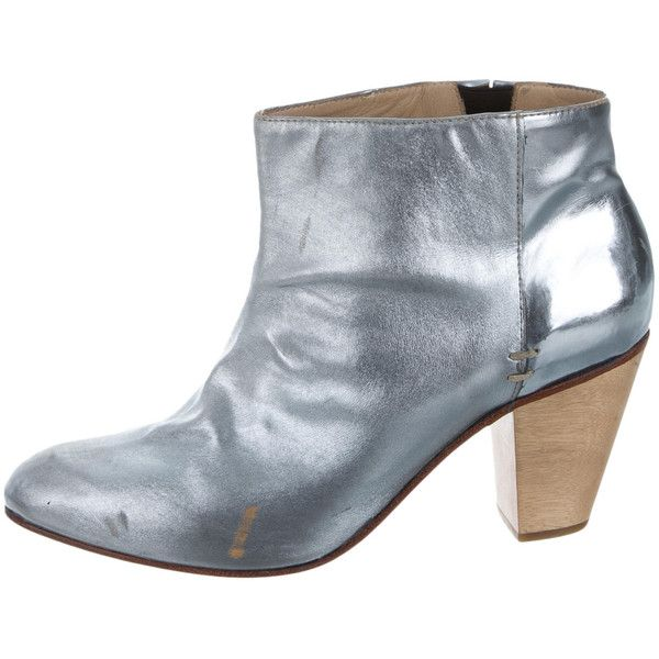 Pre-owned - Leather ankle boots Rachel Comey 2sQ3GduJGA