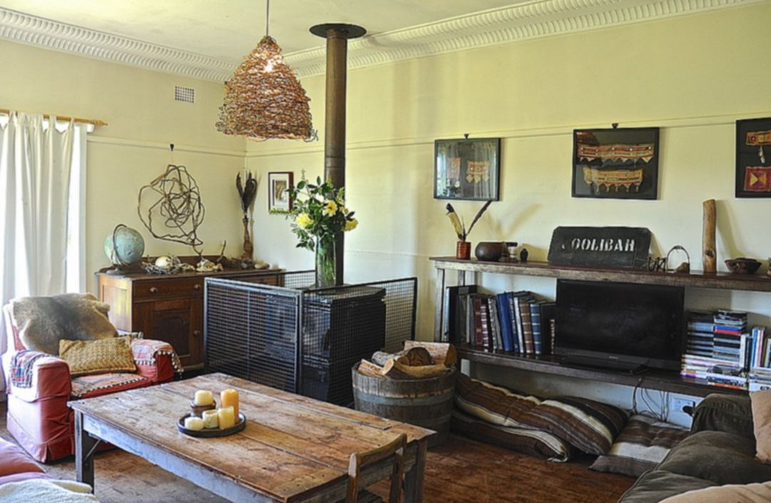 20 awesome bohemian farmhouse decorating ideas for your living room