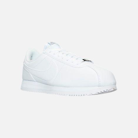men's nike cortez basic leather casual shoes  nike men