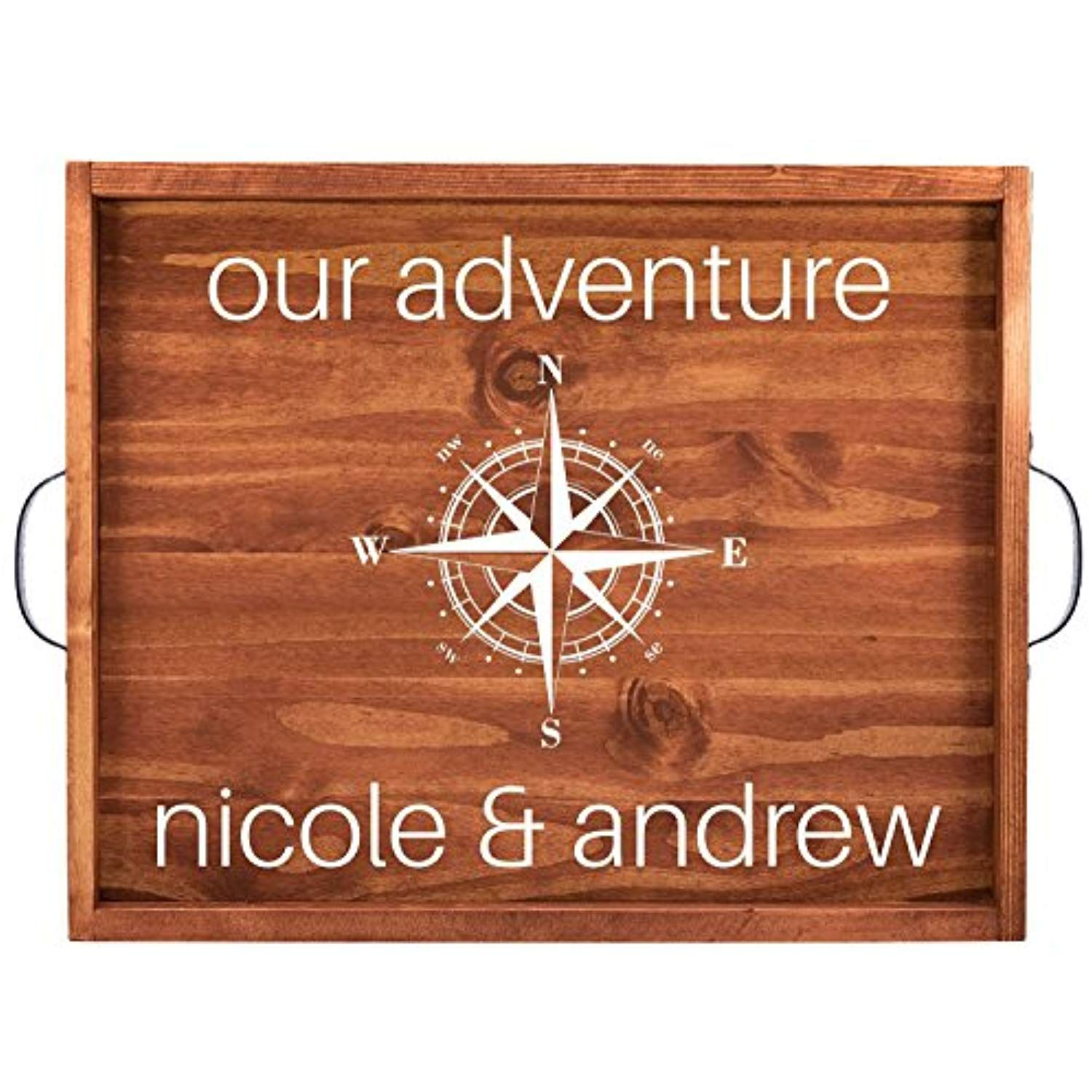 Serving Tray by ForestHillDesigns | Christmas Gift Wooden ...