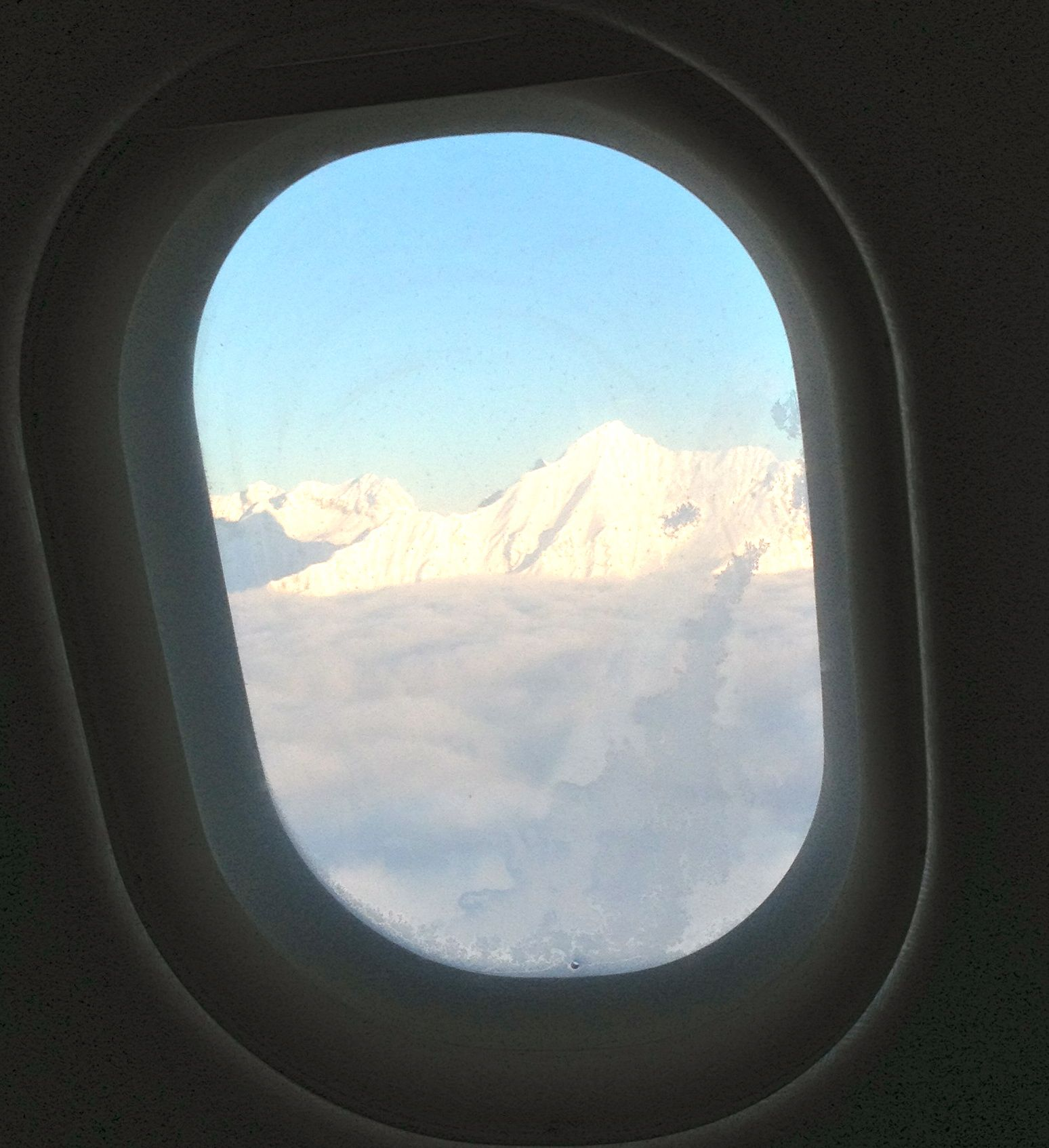 on the way to Innsbruck