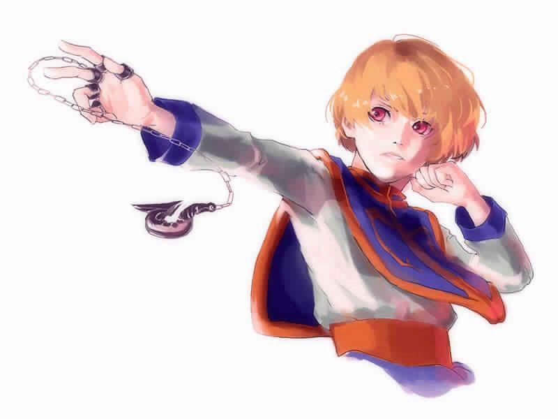 Kurapika        ~Hunter X Hunter
