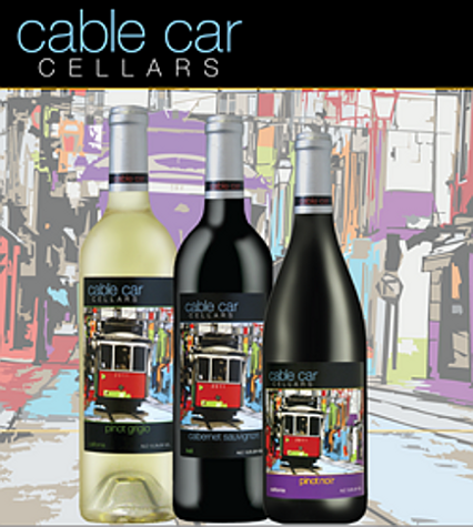 Cable Car Cellars Sample Case Deal   Wine Case Deals   Pinterest ...