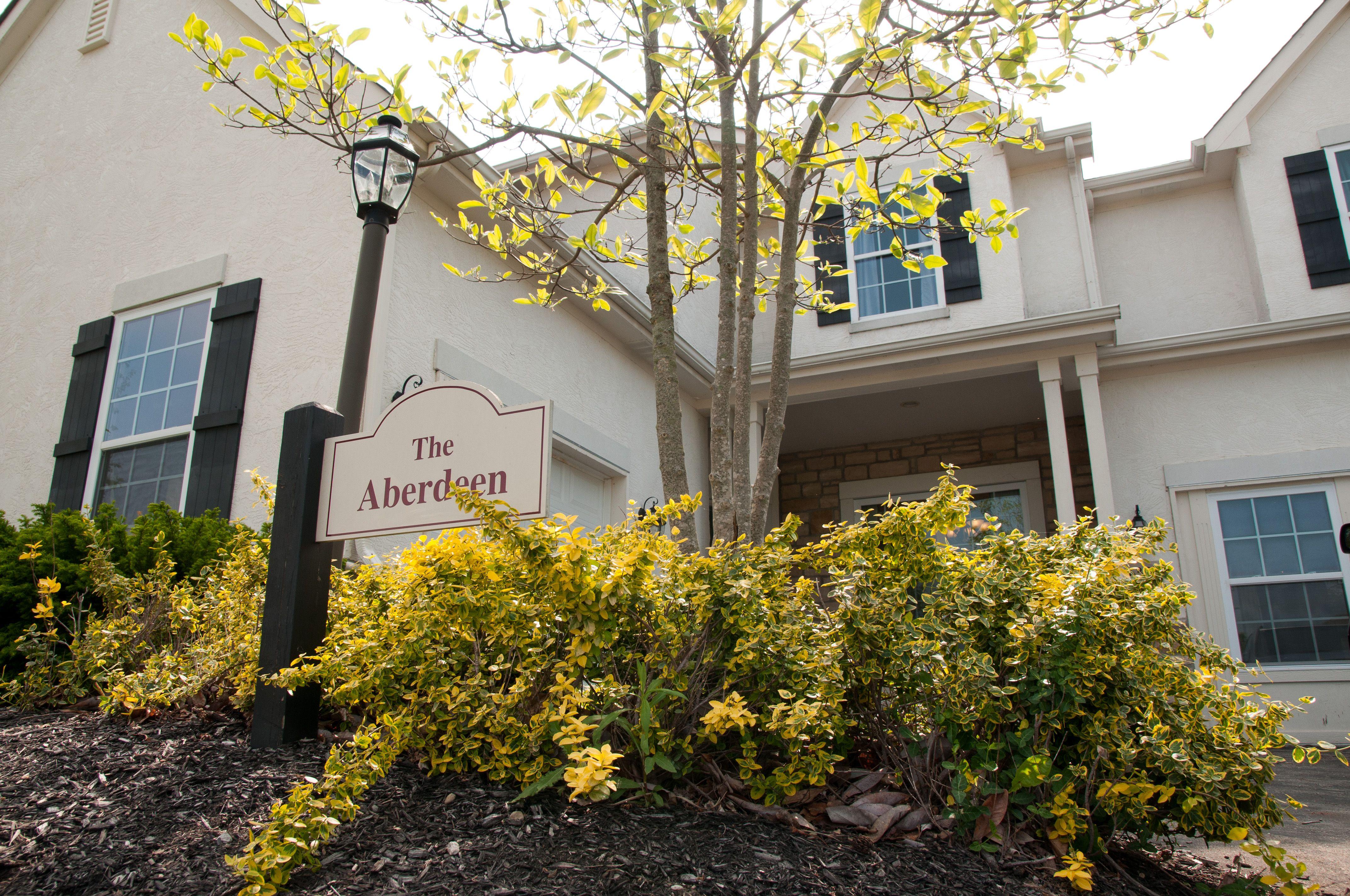 Aberdeen Multi Family Homes For Sale Columbus Ohio Trinity Homes Multi Family Homes House Floor Plans