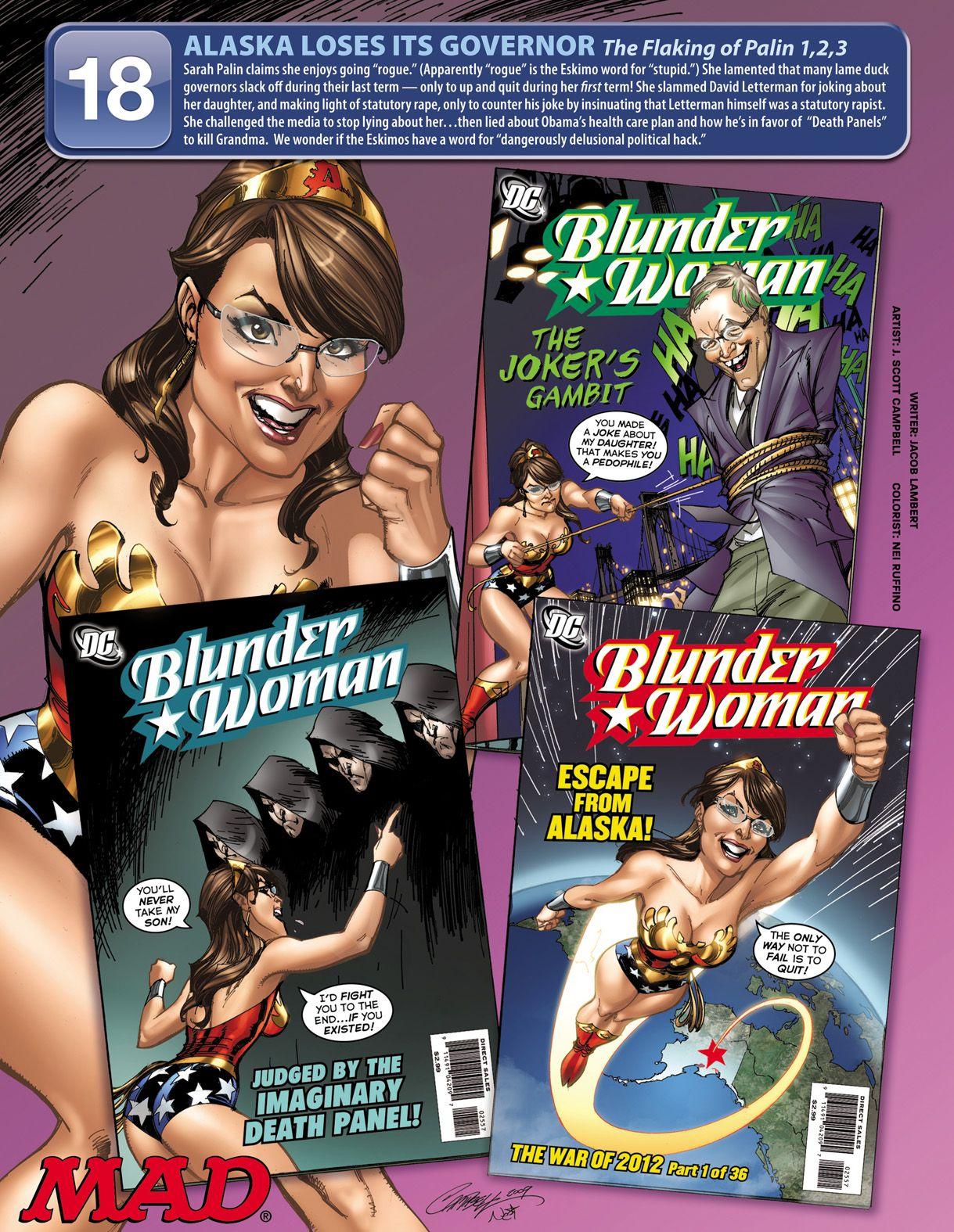Blunderwoman