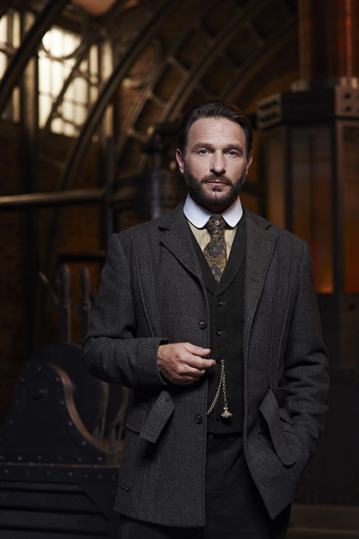 Abraham Van Helsing | #Dracula | Cast | Dracula nbc ...