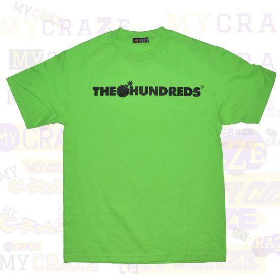THE HUNDREDS FOREVER BAR LOGO STREETWEAR SKATER SKATE T-SHIRT #TheHundreds #TShirt #Skatewear #Streetwear