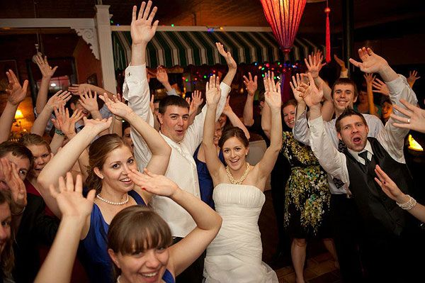 Ten Great Fun And Meaningful Ideas For Your Reception