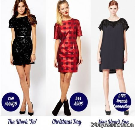 2018 Christmas Party Dress