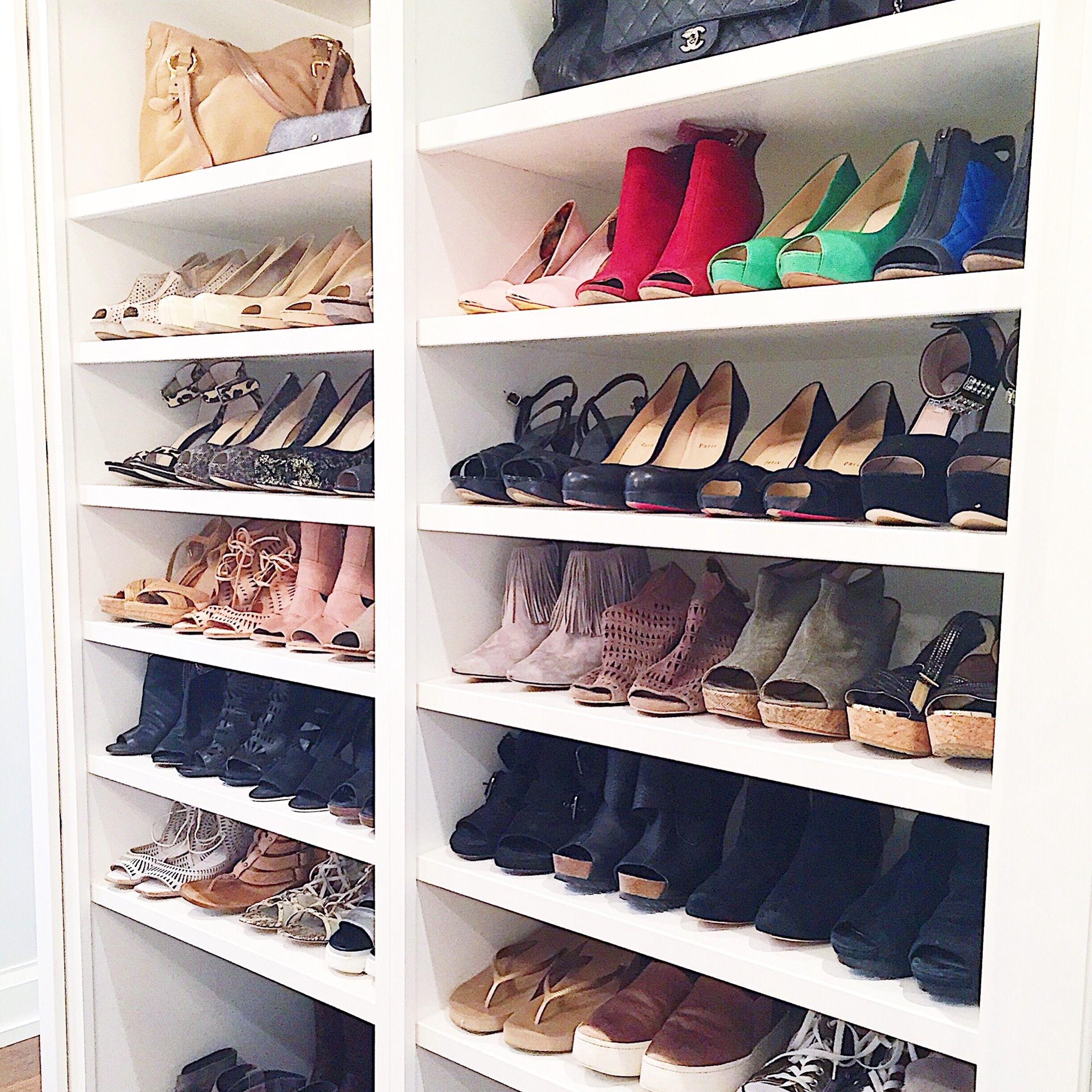 NEAT Method- closets, closet ideas, closet storage, closet ...