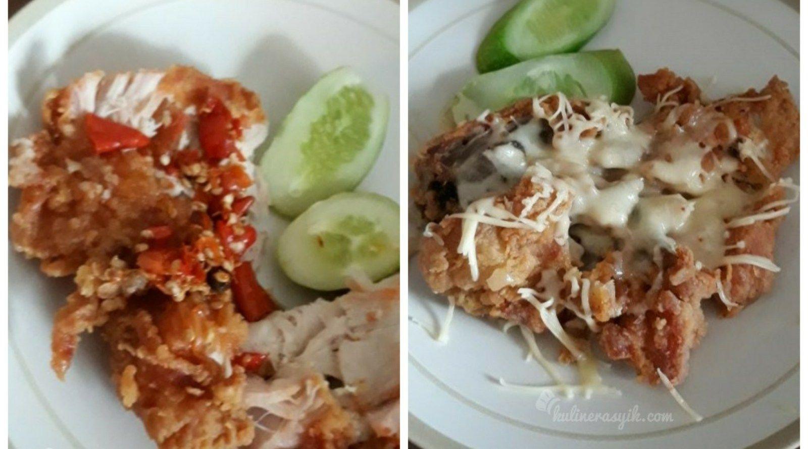 Geprek Bensu Hadirkan Menu Geprek Kekinian Yang Beda Kuliner Asyik Makanan Makanan Minuman Ayam