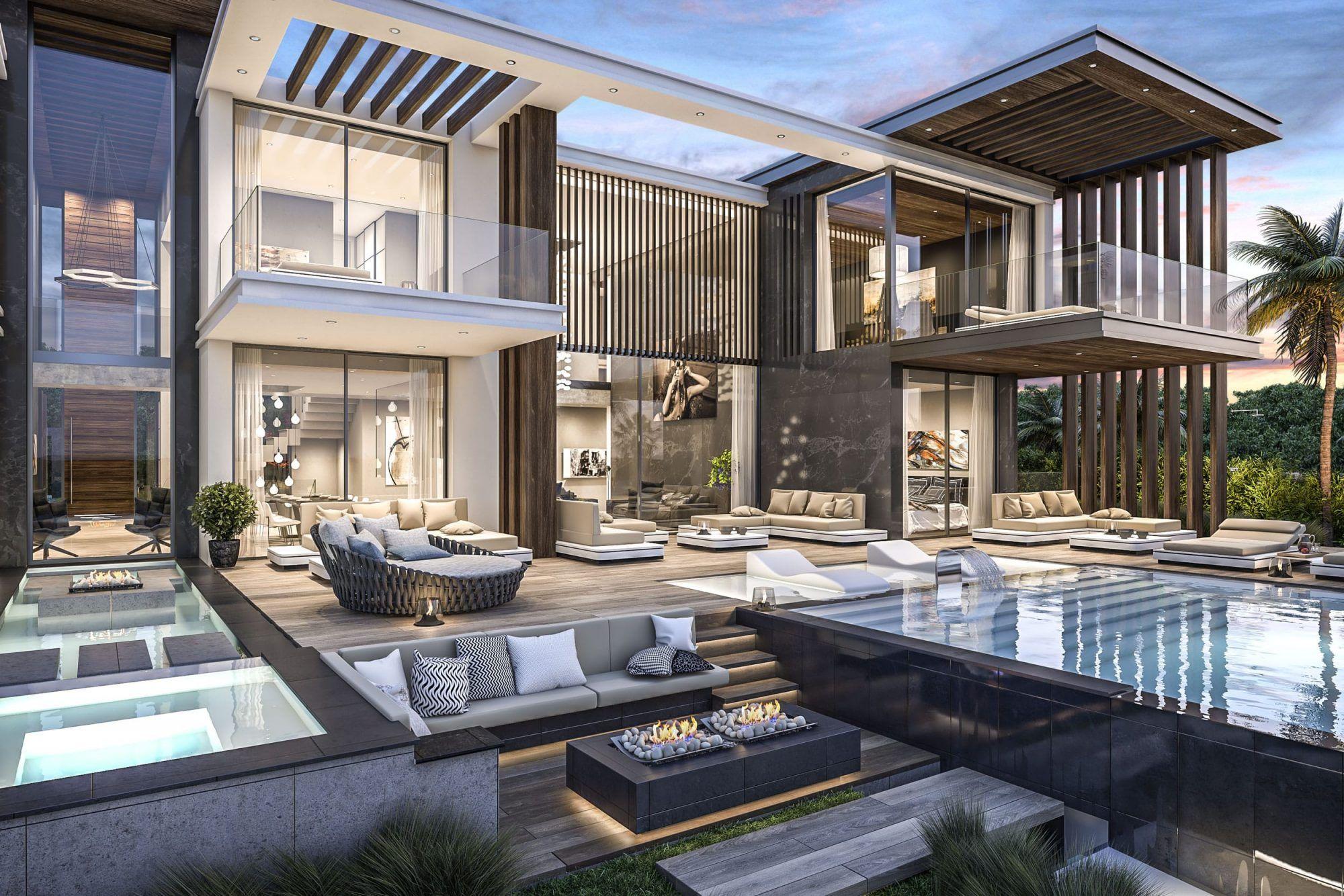 Villa Skyfall Spain Best Modern House Design Luxury Homes