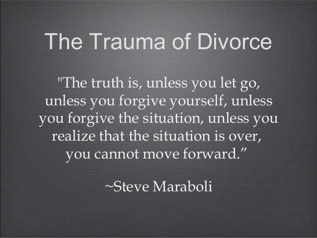 Surviving & Transcending Divorce