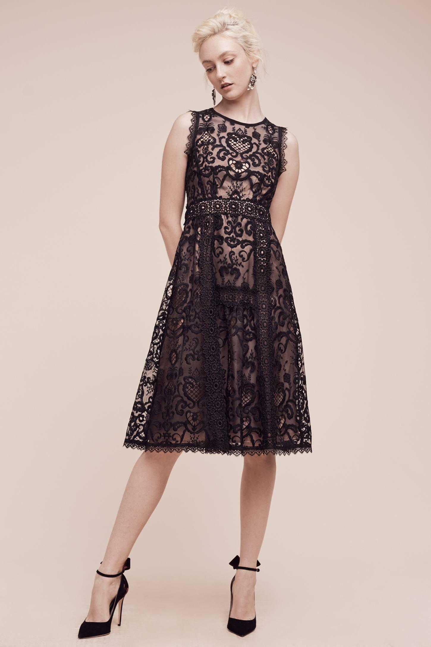 Avant Lace Dress