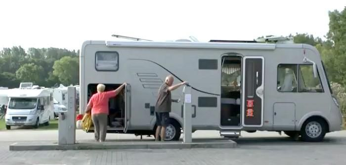 Apua matkaparkin valintaan | Camper