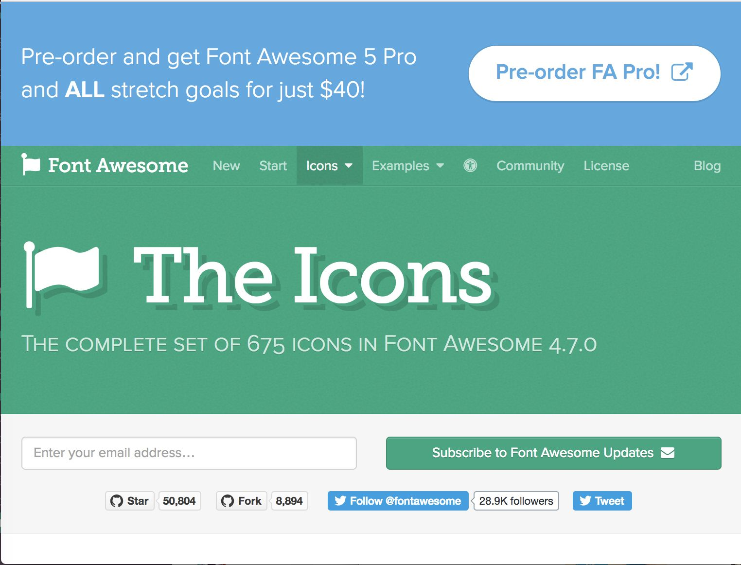Font Awesome Icons Icon Fonts Awesome