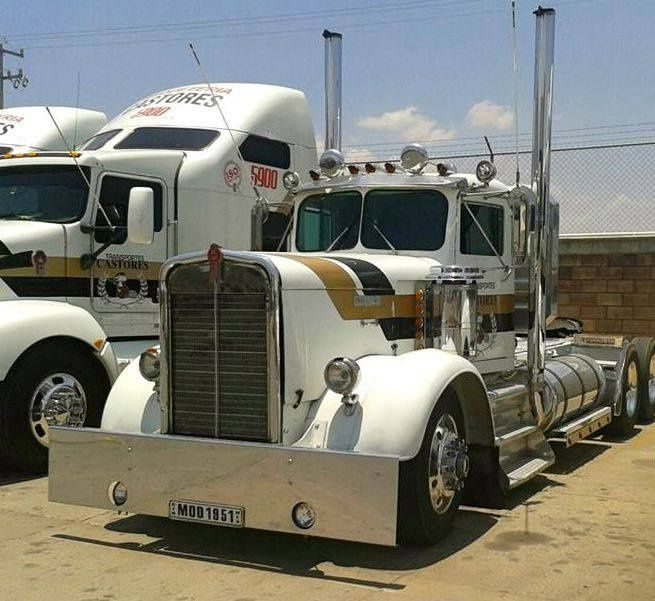 Mack Truck Rod Before And After: Classic Kenworth: An Awesome 1951