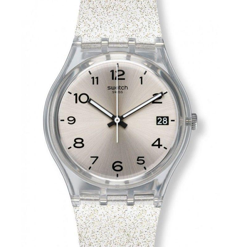 reloj swatch mujer silverblush gmc relojes swatch