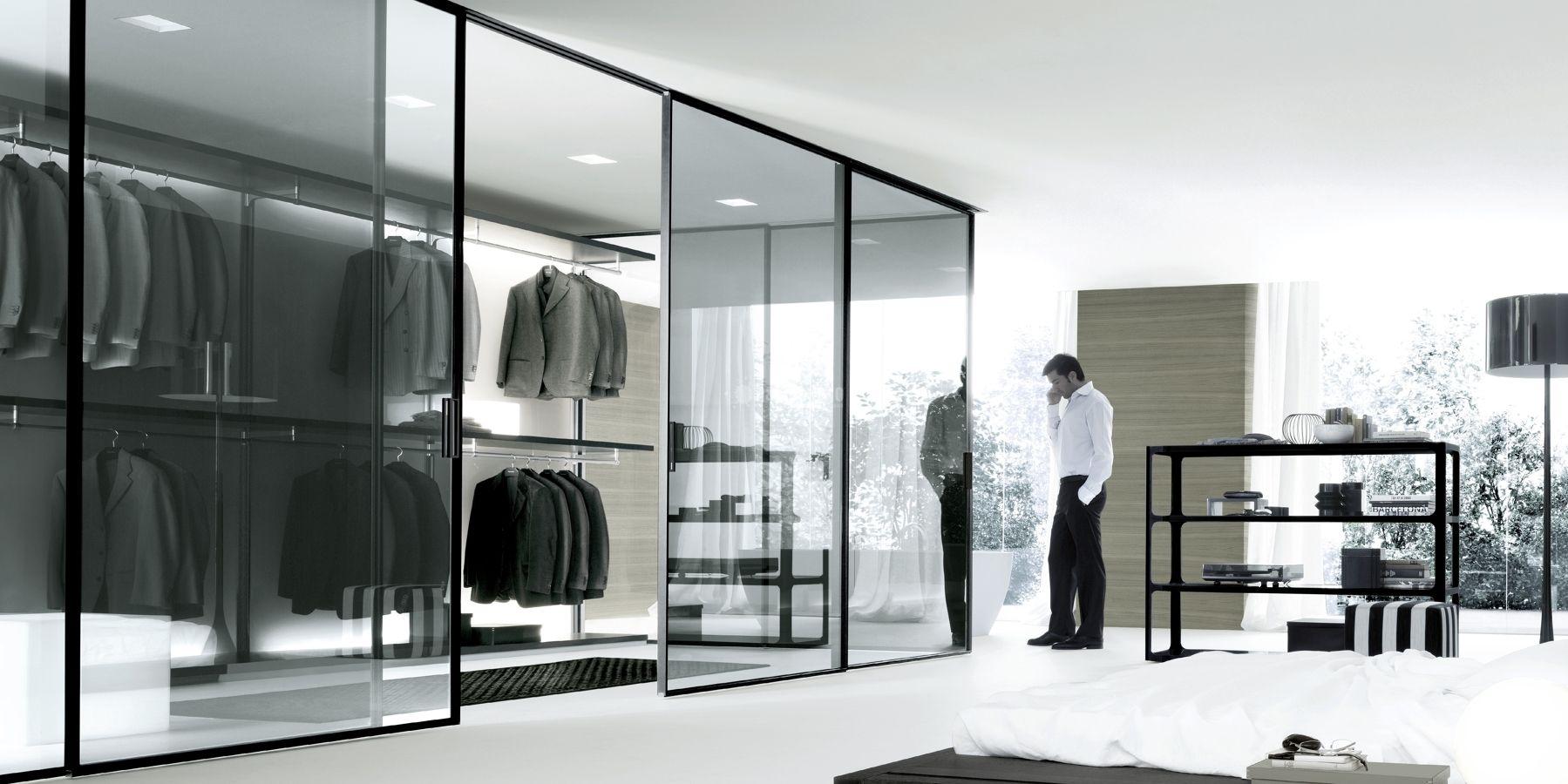 Puertas y armarios de dise o gunni trentino armarios pinterest vestidor armario - Armarios diseno italiano ...