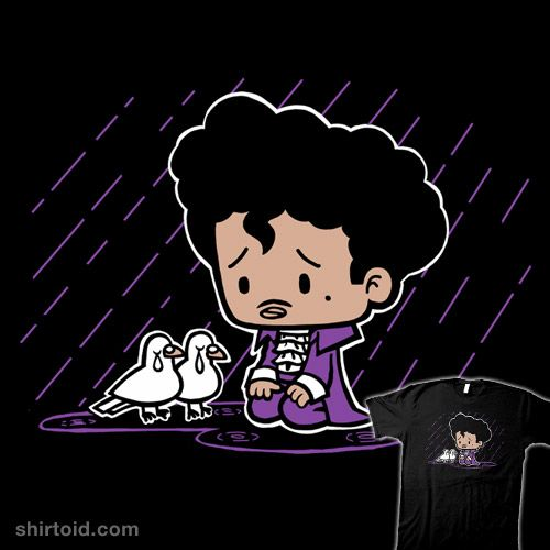 Purple Rain #chibi #music #prince #purplerain #superemofriends