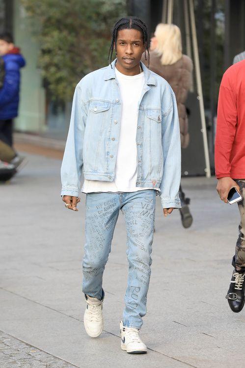 856a4a13 Pourquoi A$ap Rocky devient une icône de style ?   Style inspo ...
