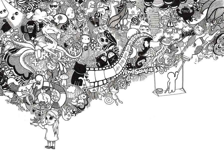 doodle by ~ShangaiLily on deviantART