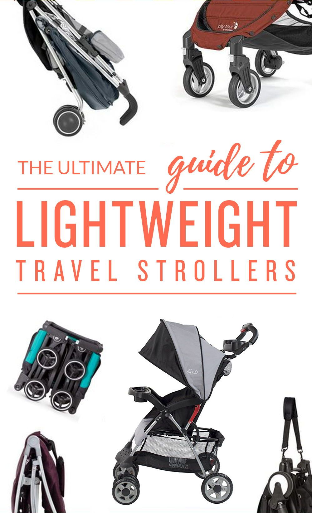 10 Best Travel Strollers for Babies & Toddlers (2020