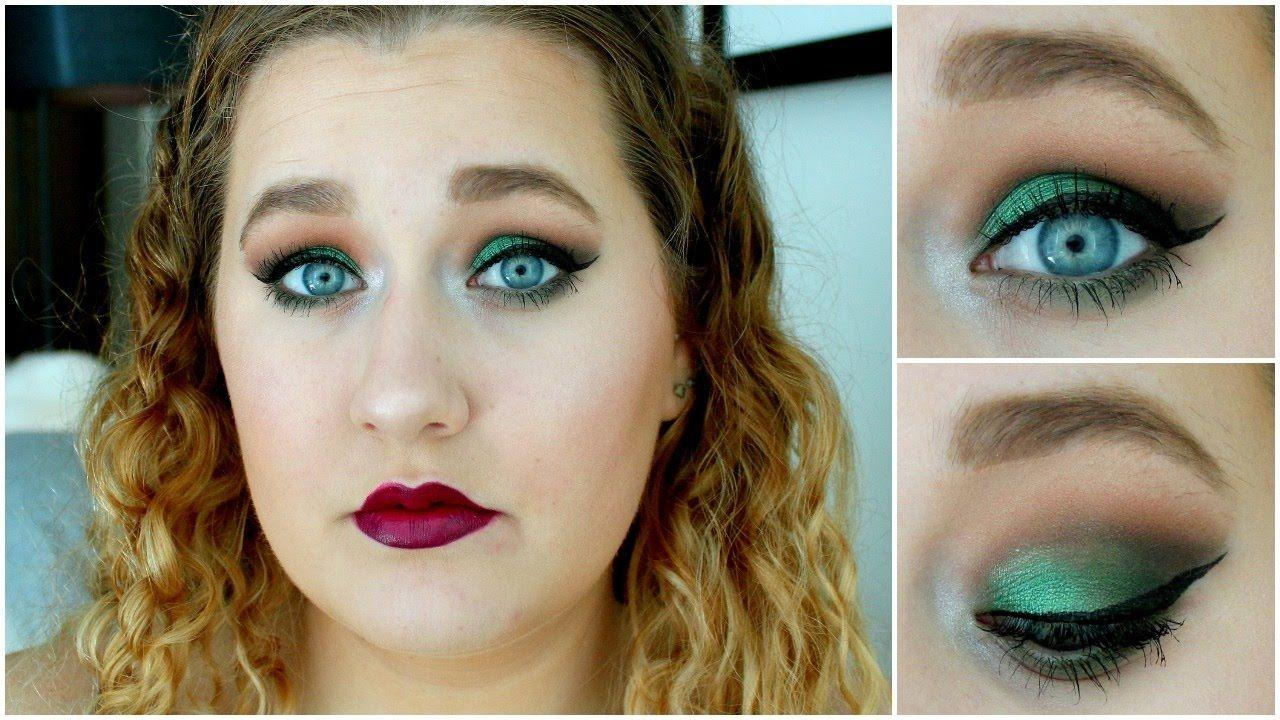 HolidayGreens Makeup Tutorial Collab w/ PinkyBoicourt