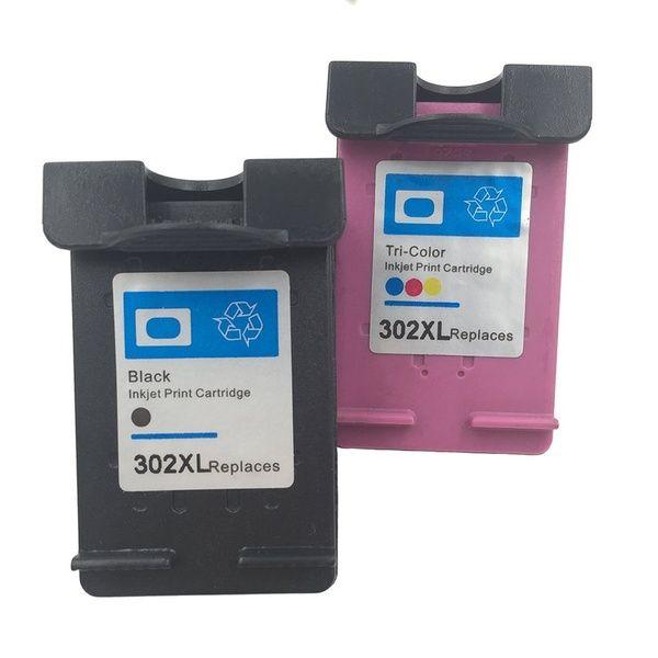 Ink Cartridge For Hp 302 Hp 302 For Hp Deskjet 2130 1110 Ink