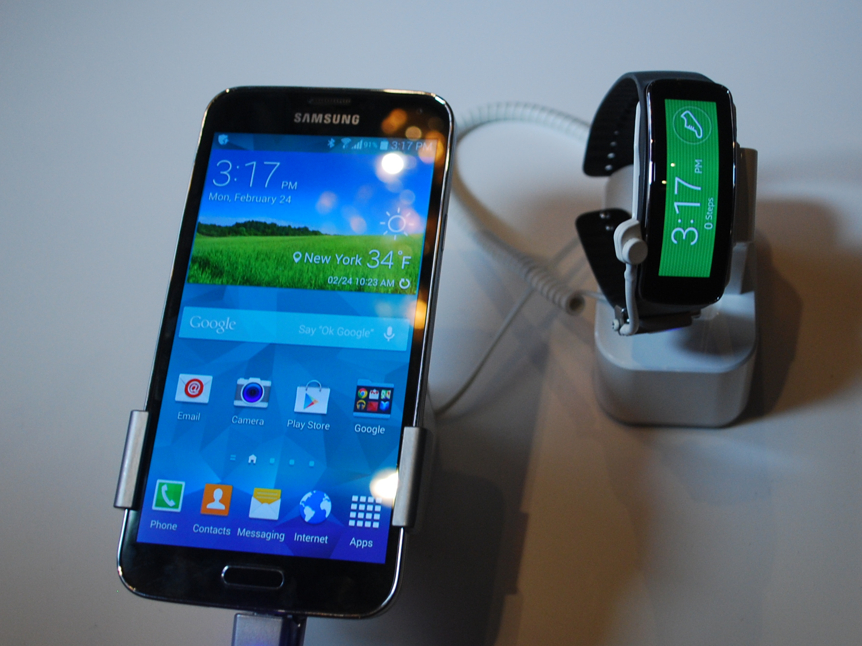 galaxys5andgear (With images) Android security