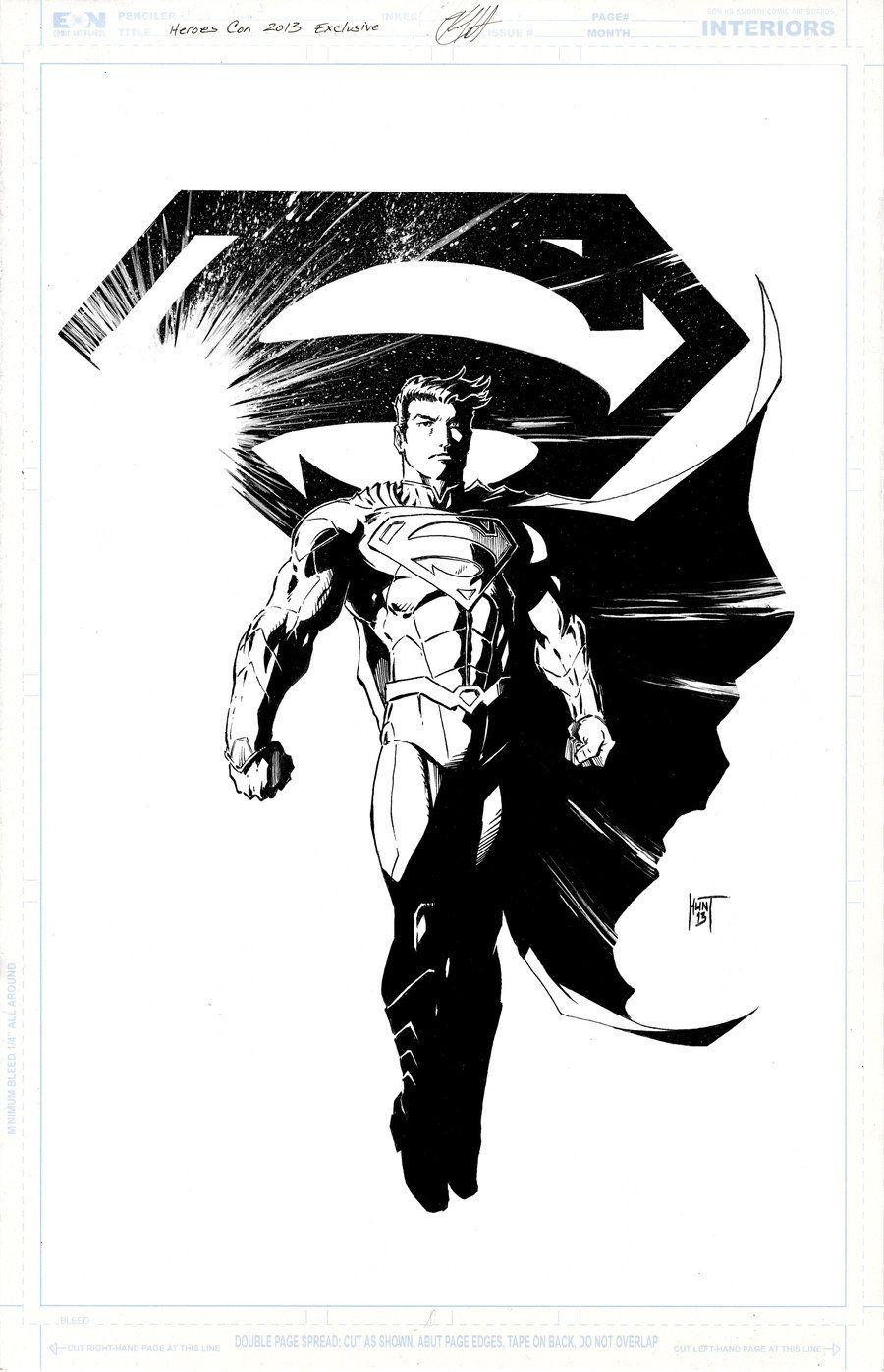 Black Superman Tattoo : black, superman, tattoo, Tomlinson, Pencil, Drawing, Superman, Tattoos,