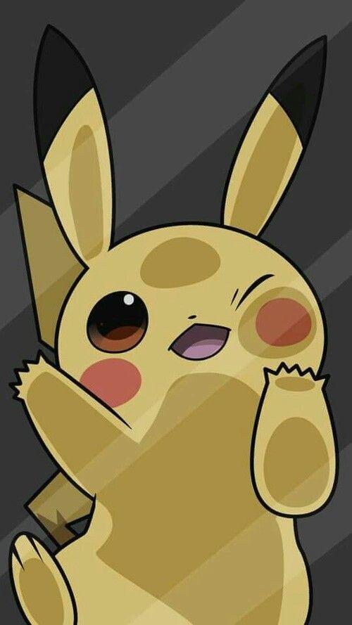 pikachu glass mirror screensaver cute pokemon pokémon ポケモン