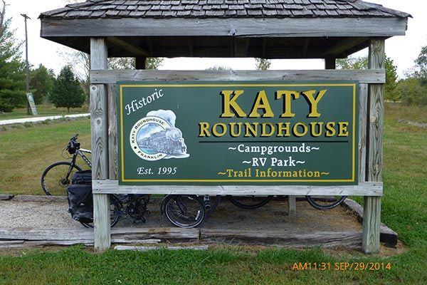 The Missouri Katy Trail Itinerary Bicycle Bicycle I Want To