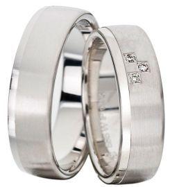 Matt With Polished Rail Palladium Wedding Ring The Wedding Band Shop Beautiful Diamond Rings Palladium Wedding Ring Wedding Rings