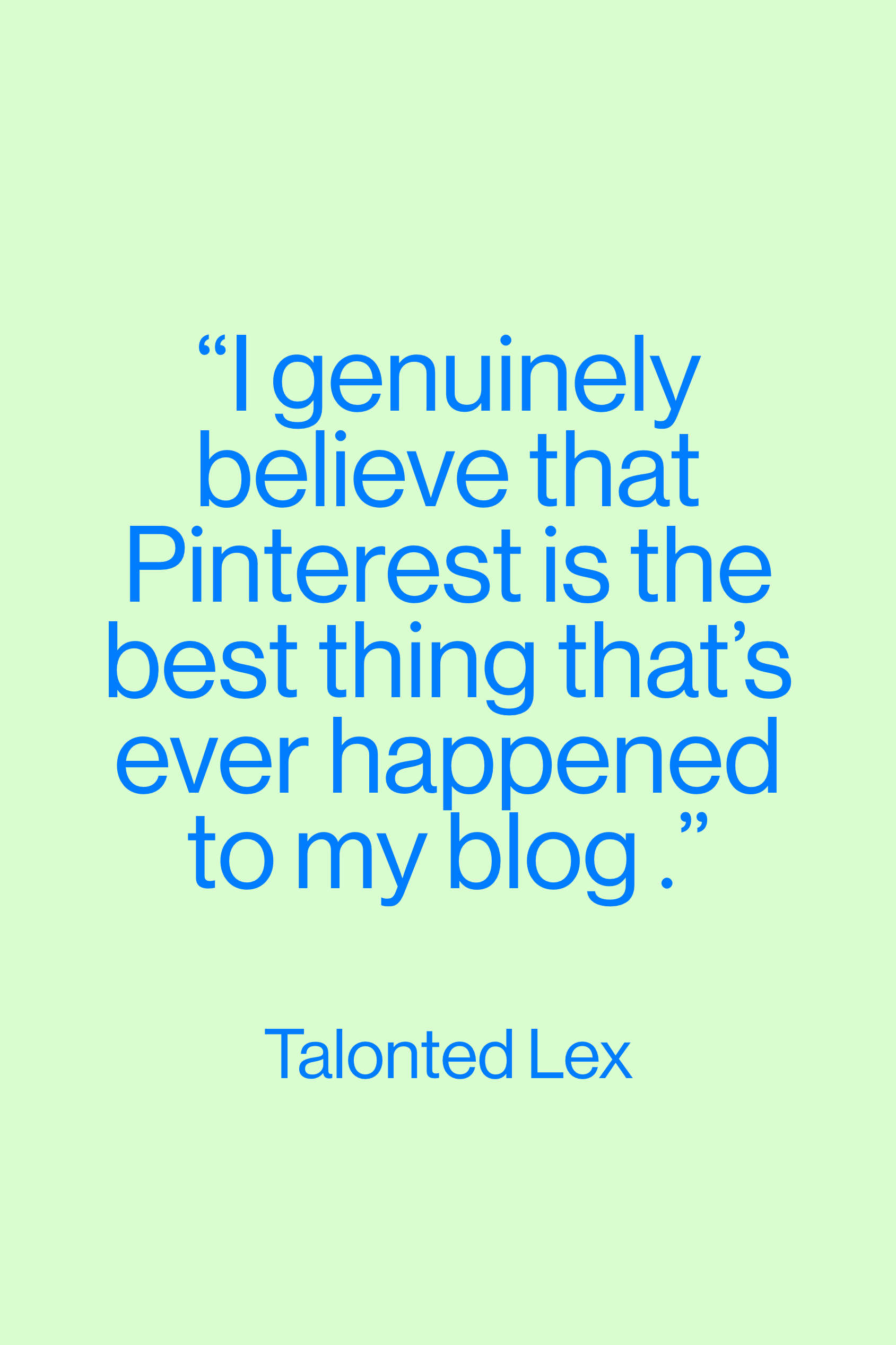 Pinterest UK - ukcreators@pinterest.com