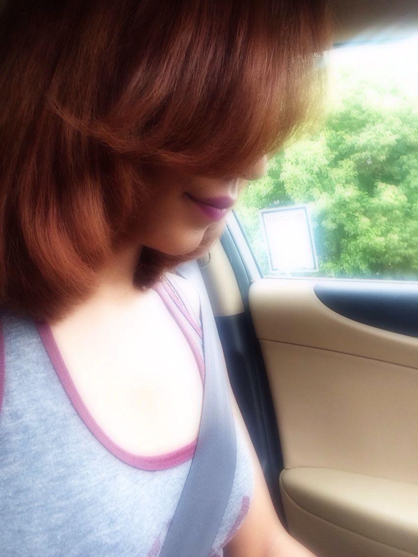 Colored Hair Red Brown Blonde Tones Black Hair to Dirty Blonde