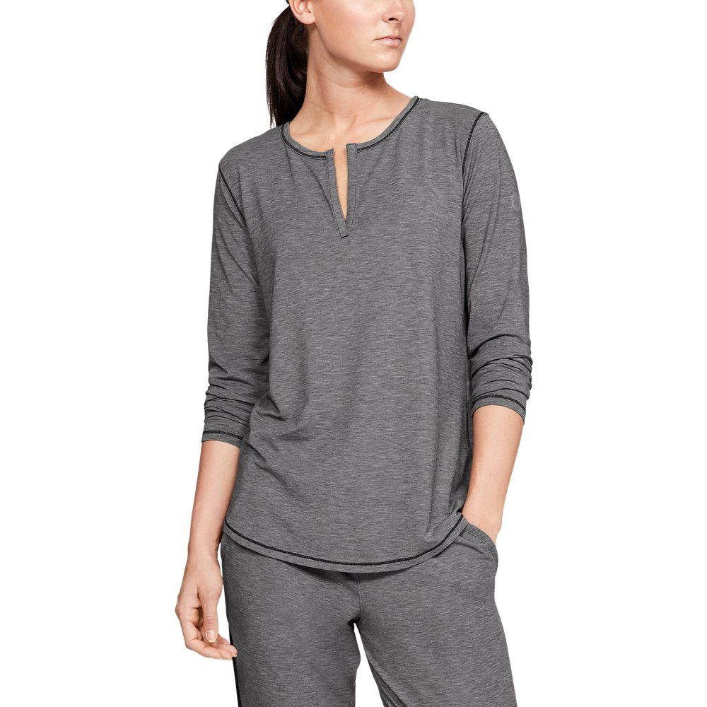 Photo of Under Armour Womens RECOVER Sleepwear – Black XL