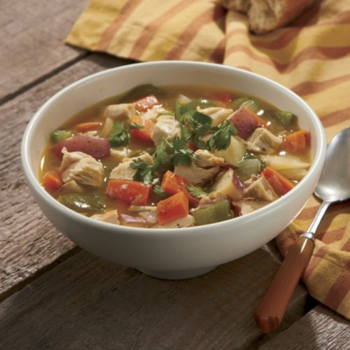 Marias Chicken Soup From Through The Country Door Receipes