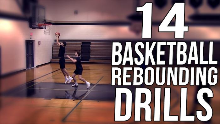 14 Basketball Rebounding Drills Rebounding Drill Youth Basketball