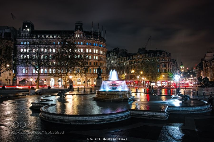 Beyond the Fountain by GiuseppeTorre
