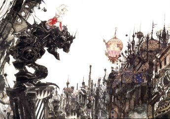 6 down, 7 to go (actually 8, but #FinalFantasyXIV is already online). #ConceptArt that #YoshitakaAmano  created for #FinalFantasyVI has just been uploaded to the website. In comparison to the previous games, there's a lot of concept art of the playable characters of the game, including some #Chibi versions and rough sketches. So come and take a look!