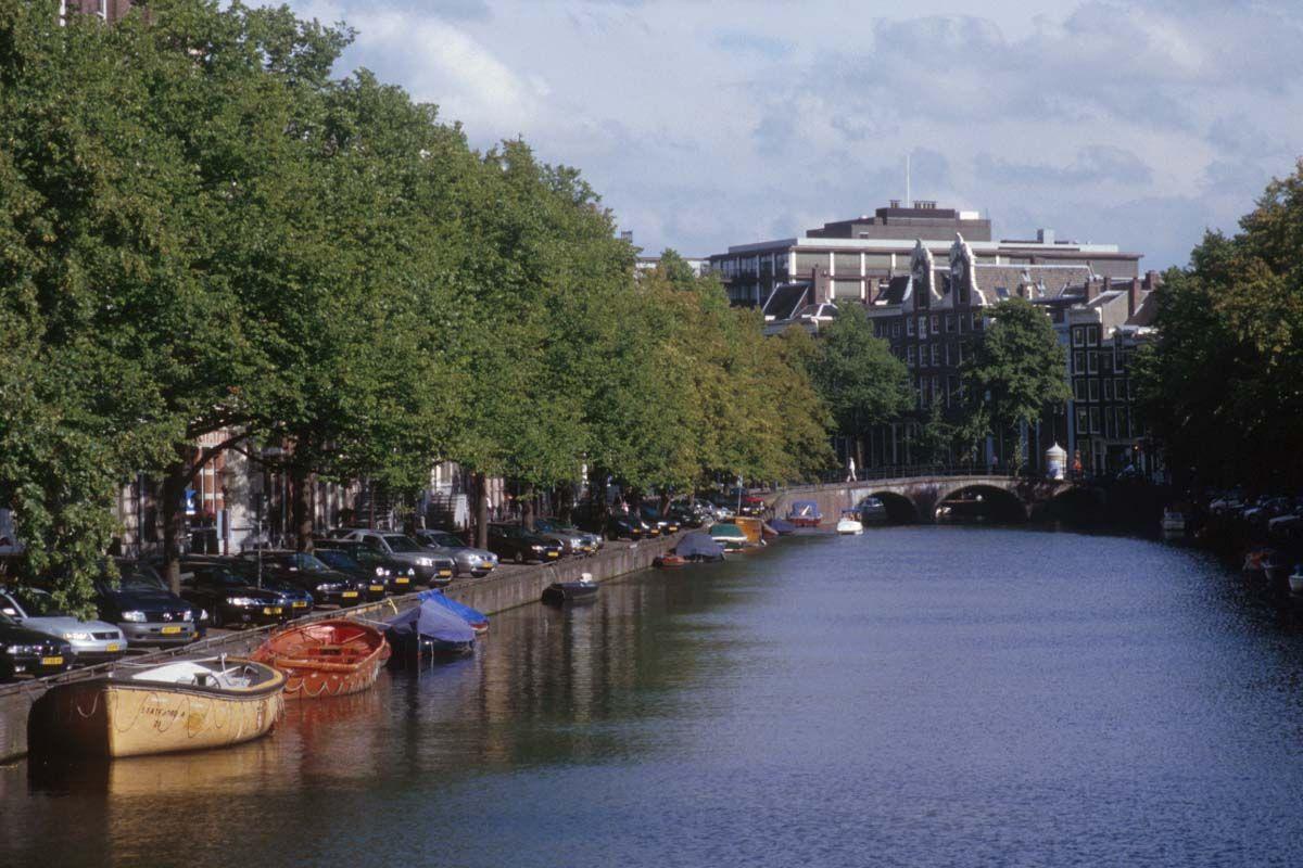 Amsterdam Holland. Miss it!