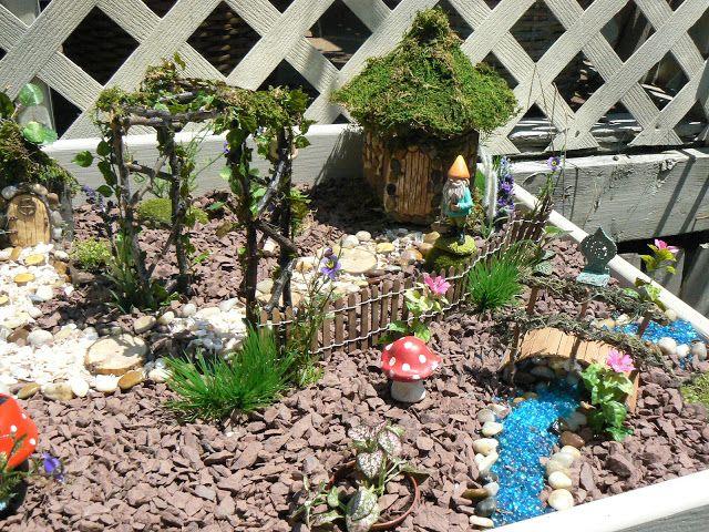 Allyu0027s Enchanted Fairy Garden | Allyu0027s Enchanted Fairy Garden