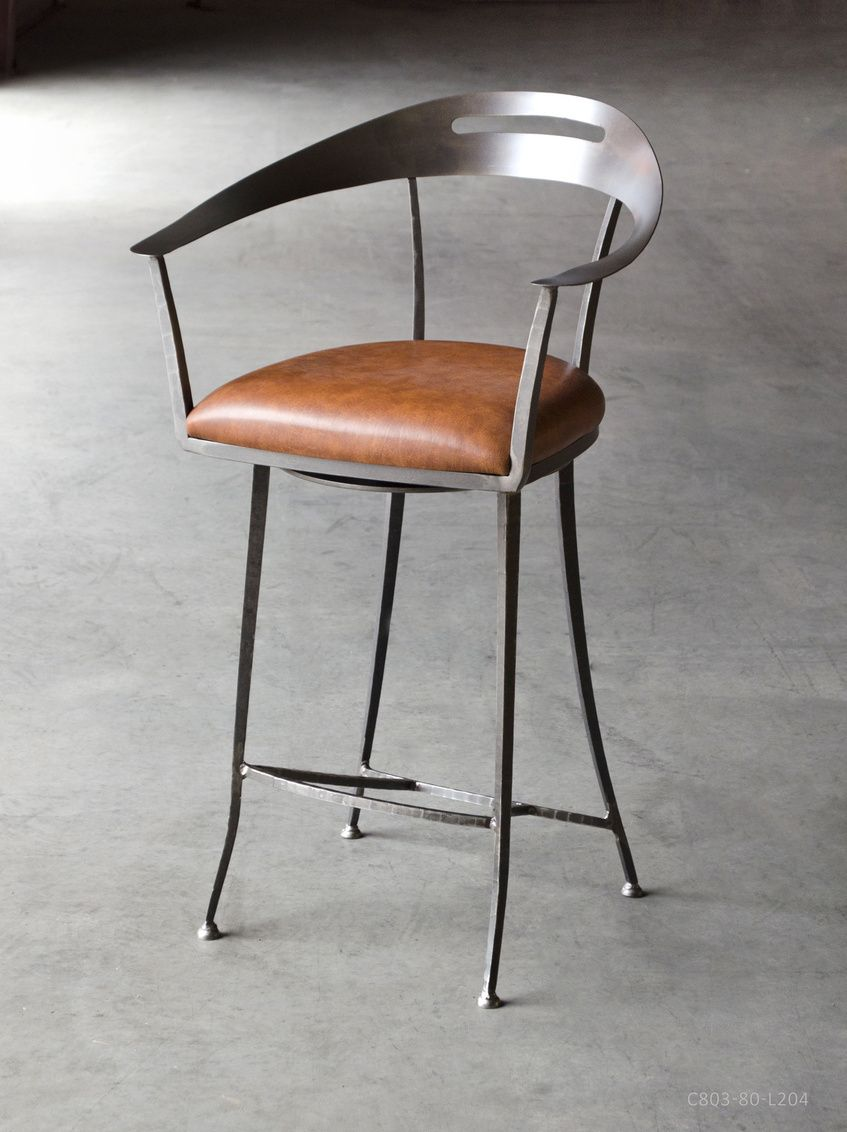 Pleasing C803Barstools By Charleston Forge Quality Hand Forged Caraccident5 Cool Chair Designs And Ideas Caraccident5Info