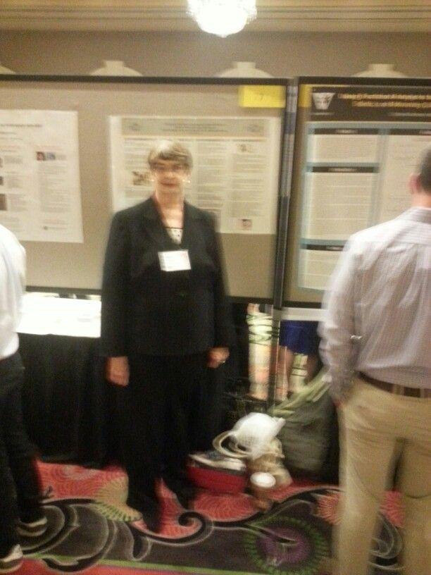 Presenting at ABAI Conference.