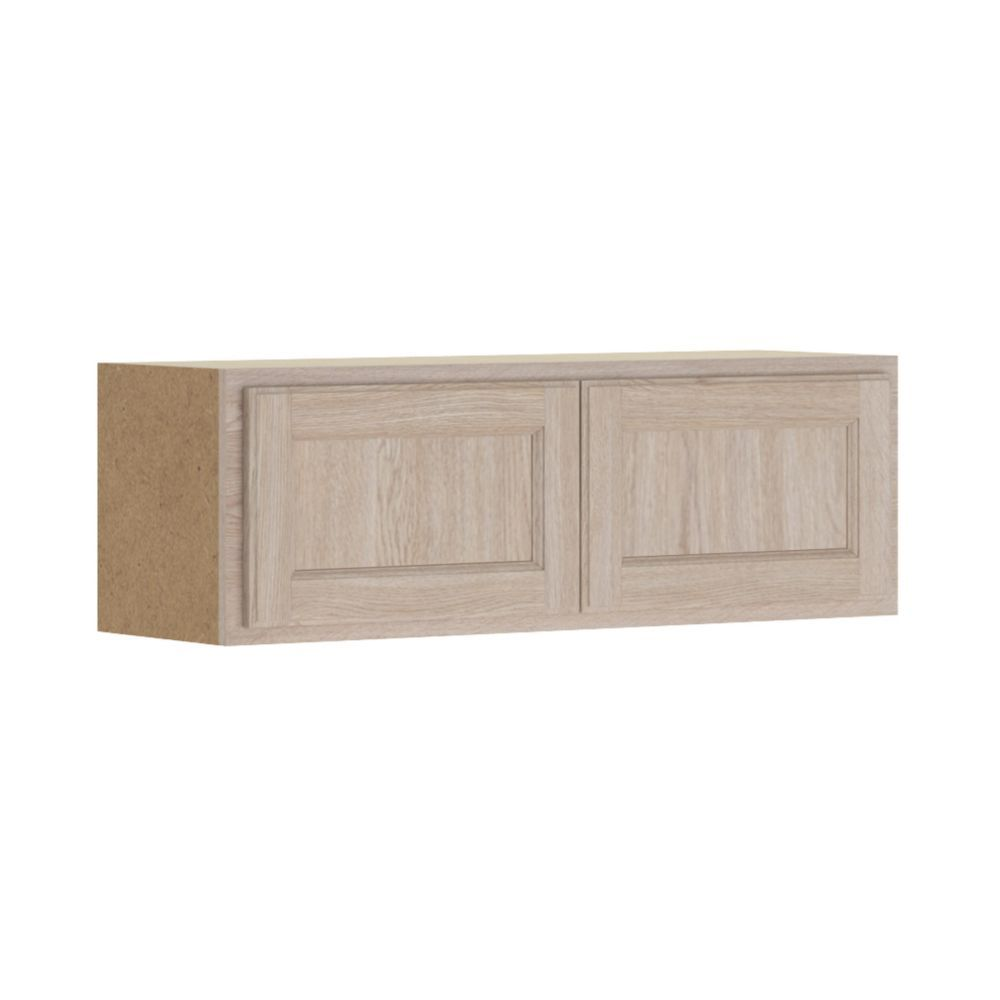 The 36x12x12 in. Wall Bridge Cabinet comes in an ...