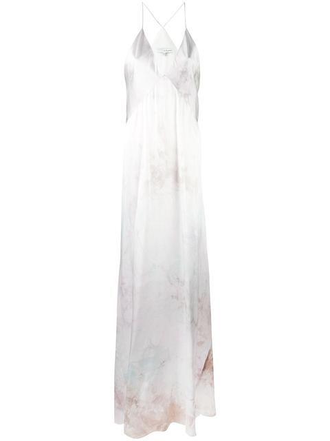 GALVAN Seidenkleid Mit Farbverlauf. #galvan #cloth #farbverlauf