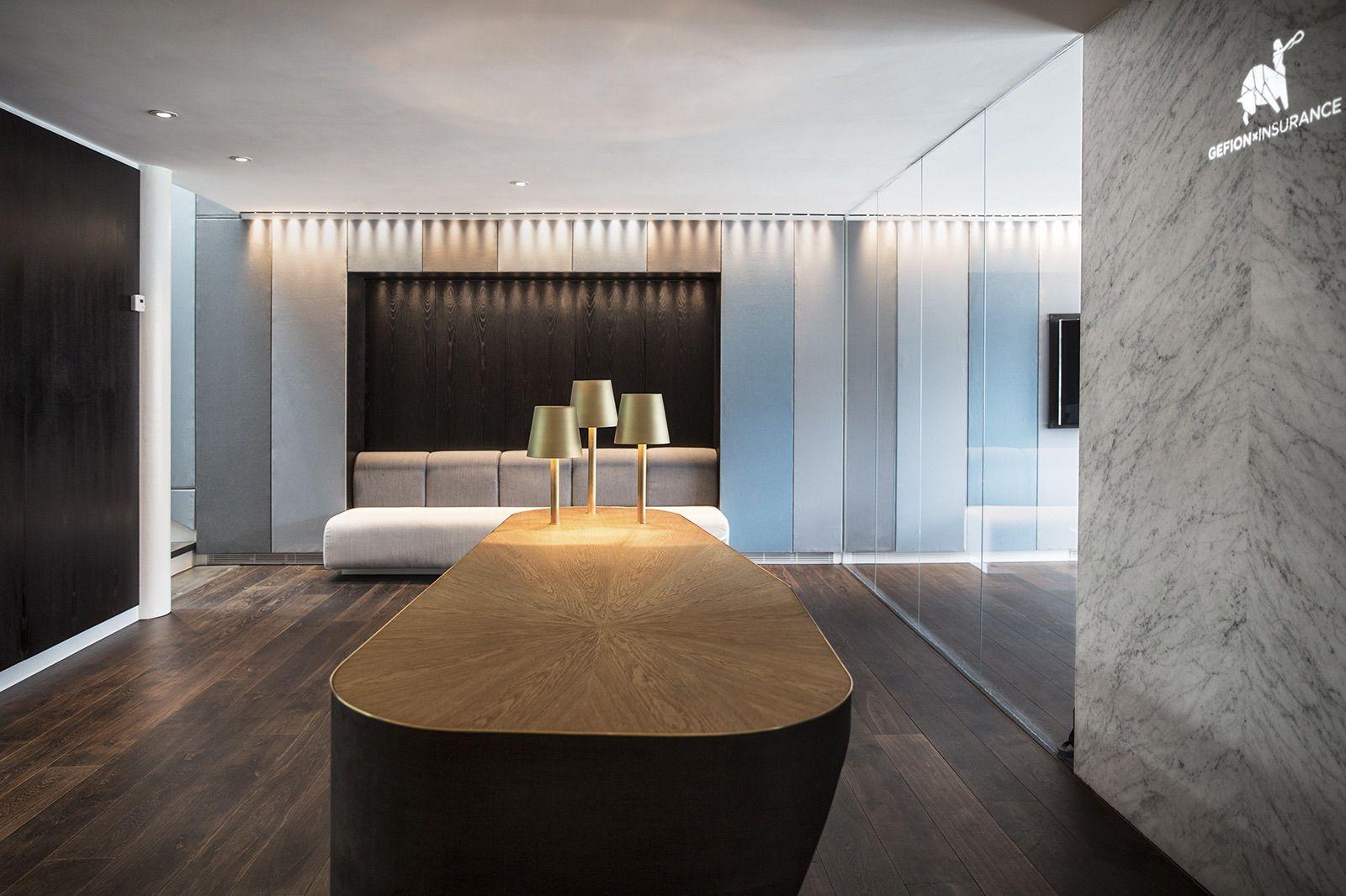 A Look Inside Gefion Insurance S Copenhagen Hq Furniture Design